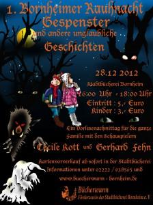 121217 Plakat Bornheimer Rauhnacht