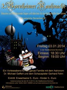 Plakat_2. Rauhnacht