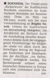 2014-06-07_General-Anzeiger_Bericht B++cherspende