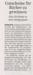 2018-10-29_General-Anzeiger_Bericht Bücherei-Quiz