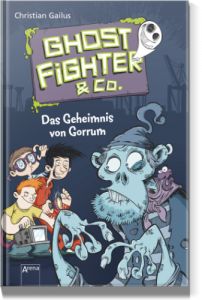 Cover Ghostfighter