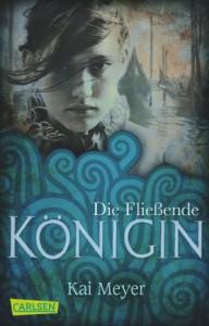 Cover Fließende Königin