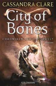 City of Bones von Cassandra Clare