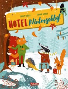 107 Hotel Winterschlaf